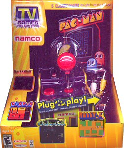 Namco 5-In-1 TV Game
