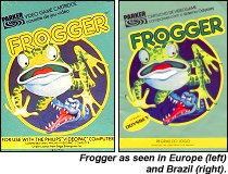 Frogger's guide to loose carts