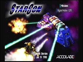 Starcon for Playstation