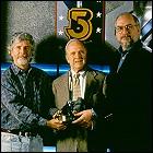 John Copeland, Douglas Netter and J. Michael Straczynski