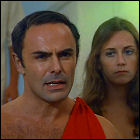 John Saxon in Strange New World