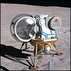 Golden Spike Lunar Lander