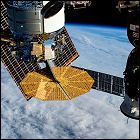 International Space Station in 2020