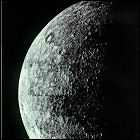 Mercury by Mariner 10