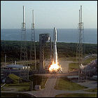 Perseverance Rover Atlas V launch