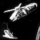 Skylab and Shuttle