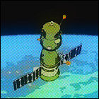 generic Soyuz image - no mission-specific photos available