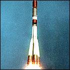 Voskhod liftoff