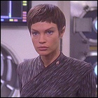 Jolene Blalock as T'Pol