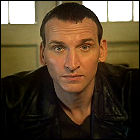 CHRISTOPHER ECCLESTONE IS THE DOCTOR
