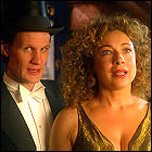 Alex Kingston as River Song