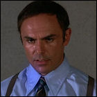 John Saxon in Wonder Woman