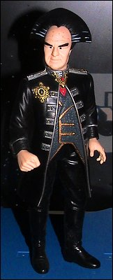 Babylon 5 action figures - photo copyright 2007 Earl Green / theLogBook.com