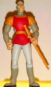 Dragon's Lair Dirk The Daring action figure