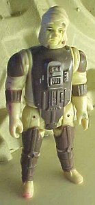 The Empire Strikes Back action figures - photo copyright 2003 Earl Green / theLogBook.com