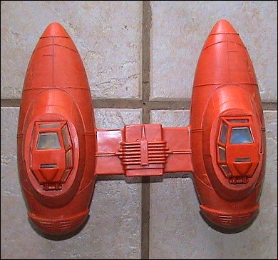 Star Wars Twin-Pod Cloud Car - photo copyright 2007 Earl Green / theLogBook.com