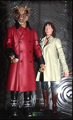 Sarah Jane Adventures figures