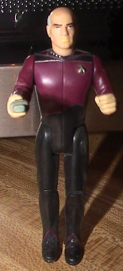 Captain Picard figure