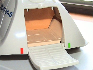Star Trek: The Next Generation Shuttlecraft - photos copyright 2007 Earl Green / theLogBook.com