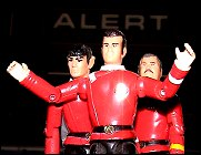Star Trek III action figures - photo copyright 2007 Earl Green / theLogBook.com