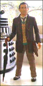 Seventh Doctor action figure