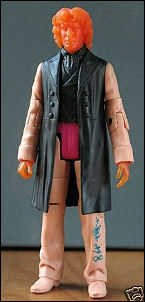 Eighth Doctor action figure