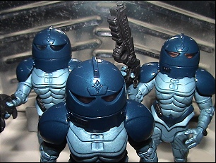 meet the Sontarans