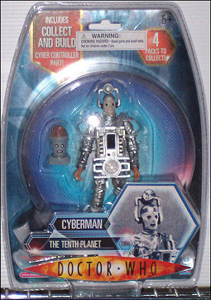 Tenth Planet Cyberman