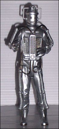 Tomb Of The Cyberman