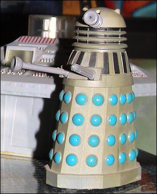 Miniature Dalek, anyone?