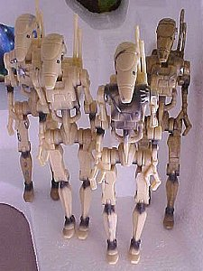 Hasbro Star Wars Battle Droids