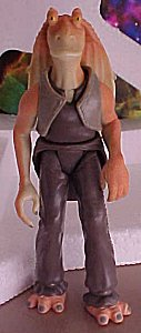 Hasbro Star Wars Jar Jar