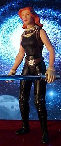 Star Wars Expanded Universe action figures - photo copyright 2000 Earl Green / theLogBook.com