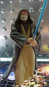 Star Wars Flashback & Classic Commtech action figures - photo copyright 2000 Earl Green / theLogBook.com