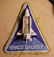 Space Shuttle toy - photo copyright 1999 Earl Green / theLogBook.com