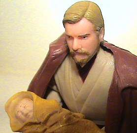Green Family Stores >> ToyBox | Star Wars Action Figures - Separation Of The Twins