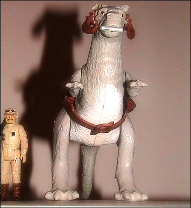 http://www.thelogbook.com/toy/tauntaun/The Empire Strikes Back Tauntaun - photos copyright 2006 Earl Green / theLogBook.com; special thanks to Andrew Wester