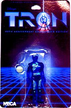 Tron (2002) action figures - photo copyright 2002 Earl Green / theLogBook.com