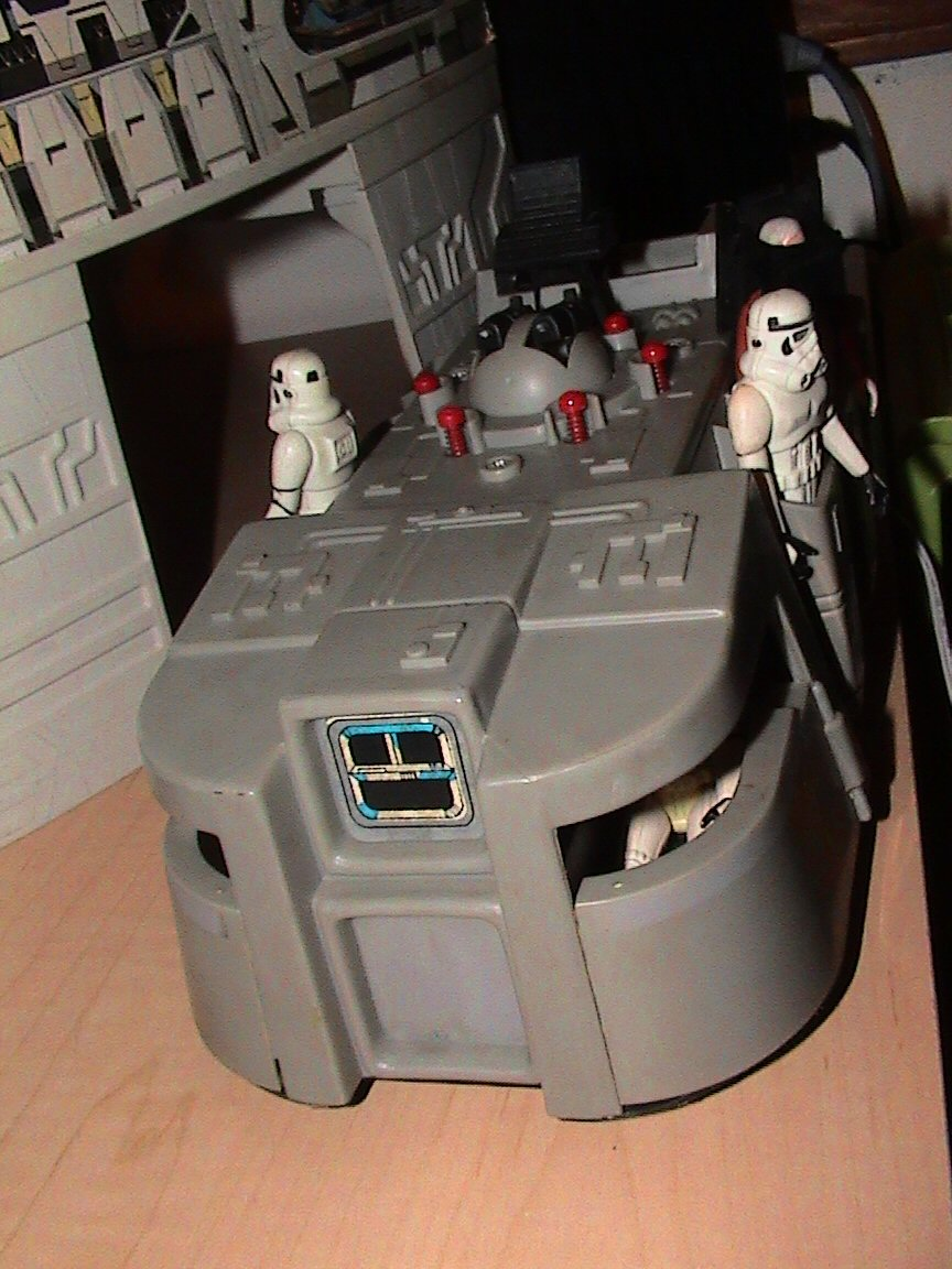 star wars transporter toy