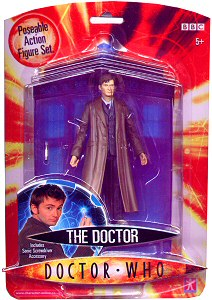 Doctor Who 10th Doctor Figure