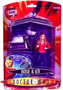 Doctor Who Rose figure