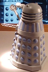 Perceptor Dalek - photo copyright 2000 Earl Green / theLogBook.com
