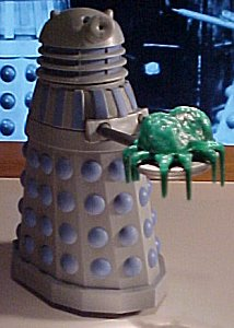 Production Dalek - photo copyright 2000 Earl Green / theLogBook.com