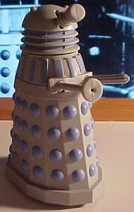 Warrior Dalek - photo copyright 2000 Earl Green / theLogBook.com