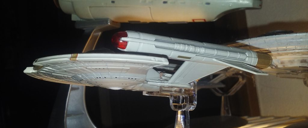 Eaglemoss Intrepid