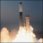 GOES-2 launch