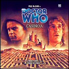 Doctor Who: Caerdroia - Tenth Planet alternate cover art