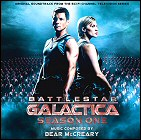 Battlestar Galactica Season 1 soundtrack